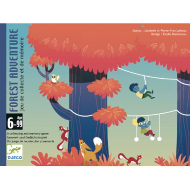 Djeco Forest Adventure [multilingue]