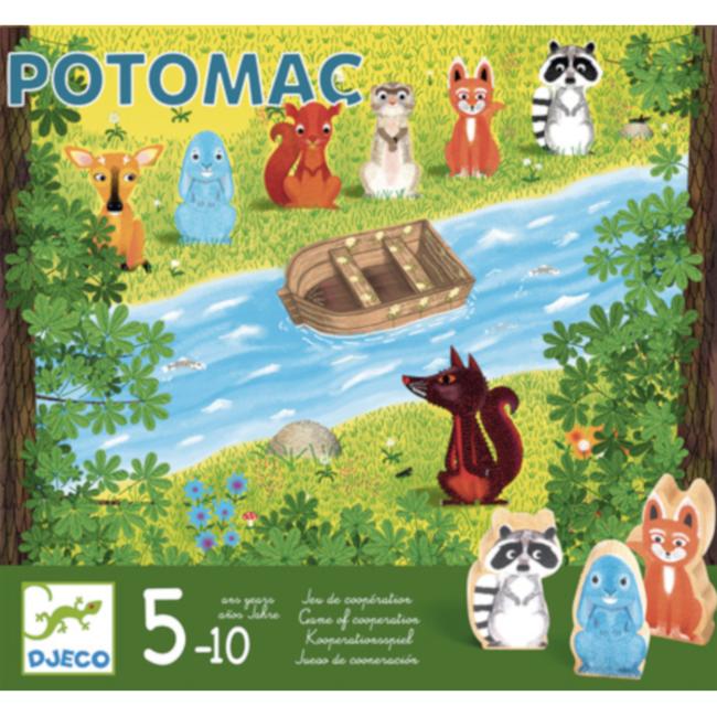 Djeco Potomac [multilingue]