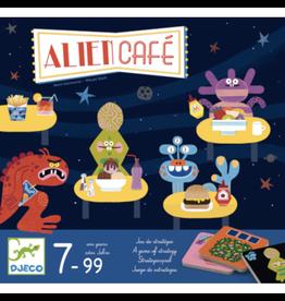Djeco Alien Café [multilingue]