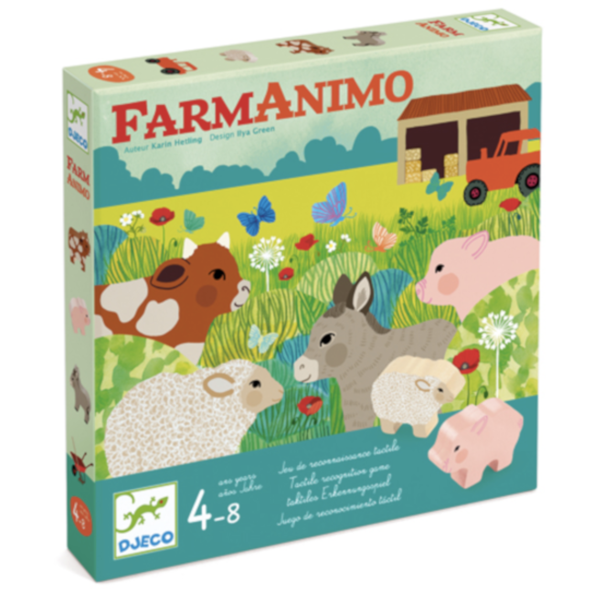 Djeco FarmAnimo [multilingue]