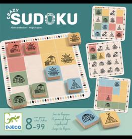 Djeco Crazy Sudoku [multilingue]