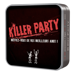 Cocktail Games Killer Party [French]