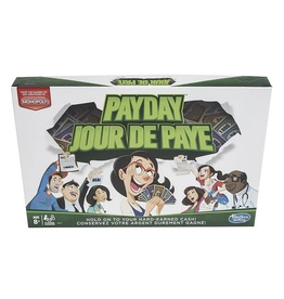 Hasbro Games Jour de paye (PayDay) [multilingue]