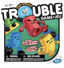 Hasbro Games Trouble (Frustration) [multilingue]