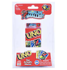 Mattel Games Uno - World's Smallest [multilingue]