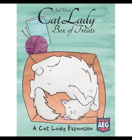 AEG Cat Lady : Box of Treats [anglais]