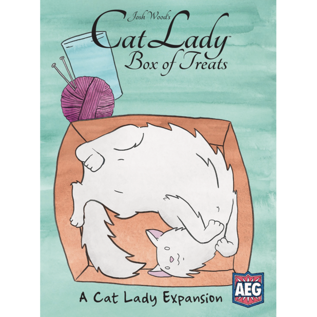 AEG Cat Lady : Box of Treats [English]