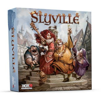 Ares Games Slyville [anglais]