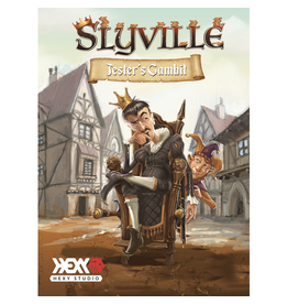 Ares Games Slyville : Jester's Gambit [anglais]
