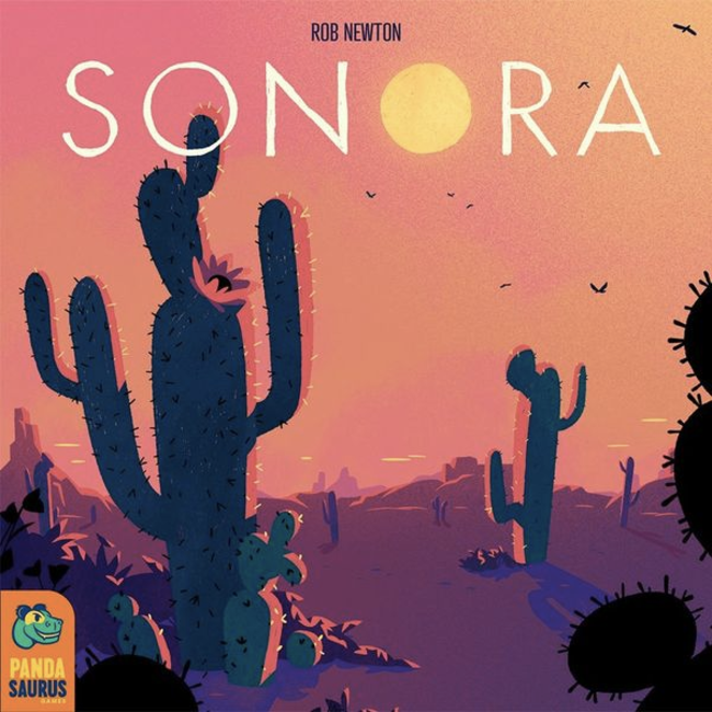 Pandasaurus Games Sonora [anglais]