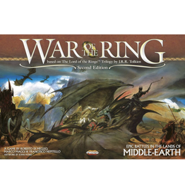 Ares Games War of the Ring (second edition) [anglais]