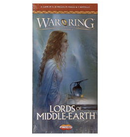 Ares Games War of the Ring : Lord of Middle-Earth [anglais]