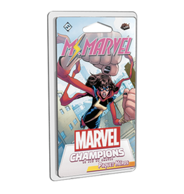 Fantasy Flight Games Marvel Champions - Le jeu de cartes (JCE) : Ms. Marvel - Paquet Héros [français]