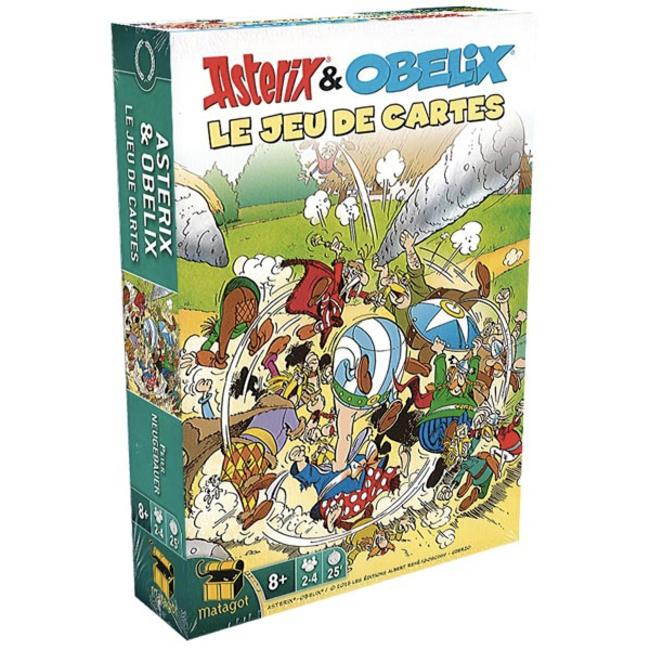 Matagot Astérix - Le jeu de cartes [French]