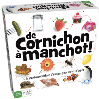 Outset Media Edition De Cornichon à manchot! [French]