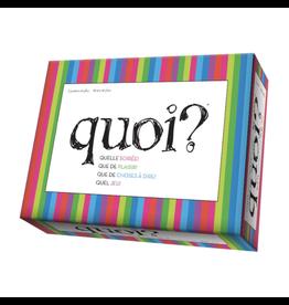 Outset Media Edition Quoi? [français]