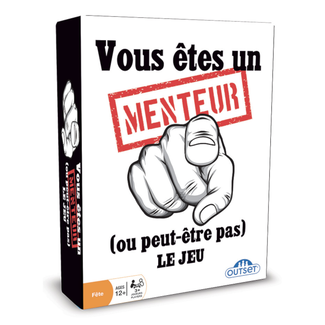 Outset Media Edition Vous êtes un menteur [French]