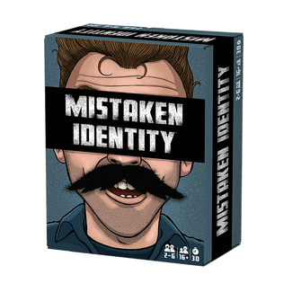 MindWare Mistaken Identity [anglais]