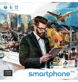Arcane Wonders Smartphone Inc. [anglais]