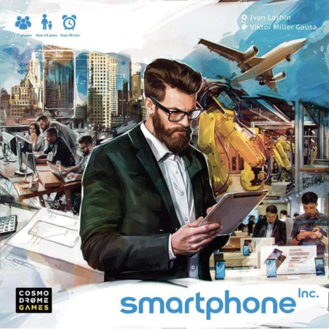 Arcane Wonders Smartphone Inc. [English]