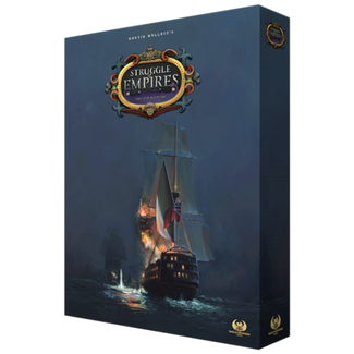 Eagle-Gryphon Games Struggle of Empires - Deluxe Edition [anglais]
