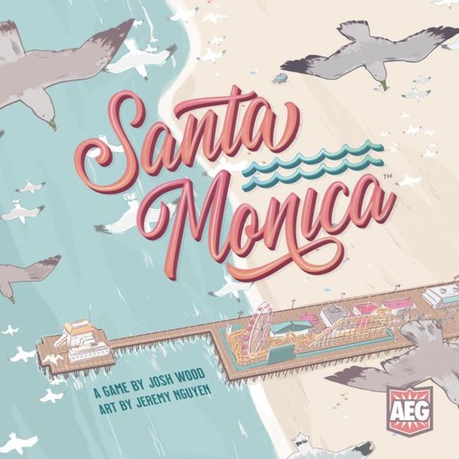 AEG Santa Monica [anglais]