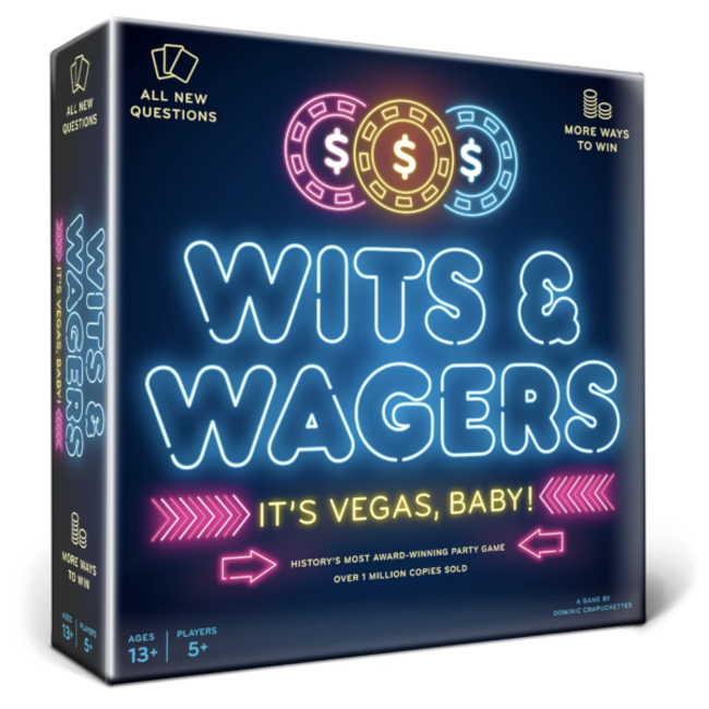 North Star Games Wits and Wagers - It's Vegas, Baby! [English]