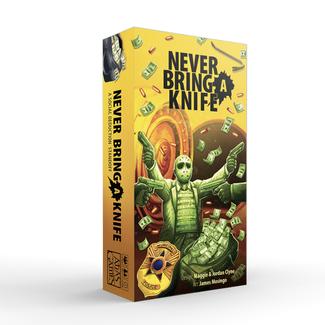 Atlas Games Never Bring a Knife [anglais]