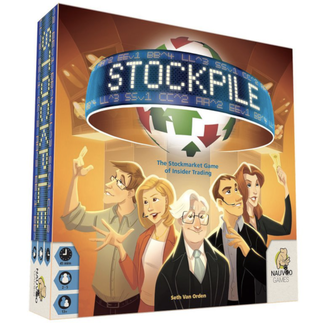 Nauvoo Games Stockpile [English]