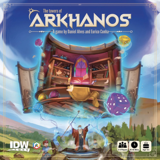IDW Games Towers of Arkhanos (the) [multilingue]