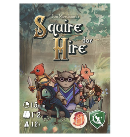 Leitiman Games Squire for Hire [anglais]
