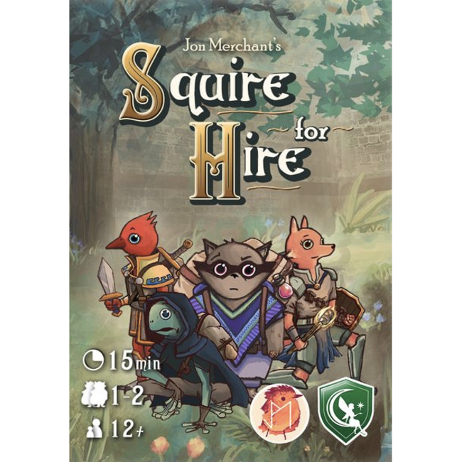Leitiman Games Squire for Hire [English]
