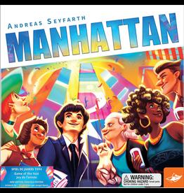 FoxMind Manhattan [multilingue] ***Boite endommagée - 001***