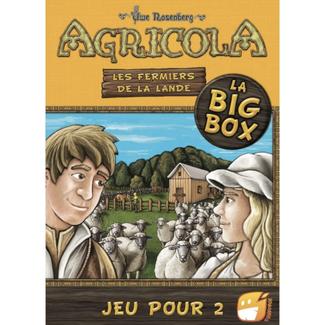 Funforge Agricola - La Big Box (Jeu pour 2) [français]