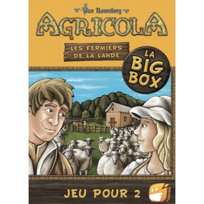 Funforge Agricola - La Big Box (Jeu pour 2) [French]