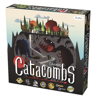 Elzera Catacombs (third edition) [anglais]