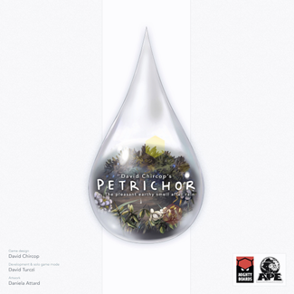 APE Petrichor [English]