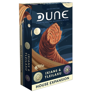 Gale Force Nine Dune : Ixians & Tleilaxu [anglais]