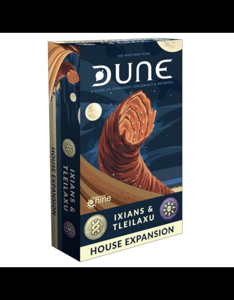 Gale Force Nine Dune: Ixians & Tleilaxu [anglais]