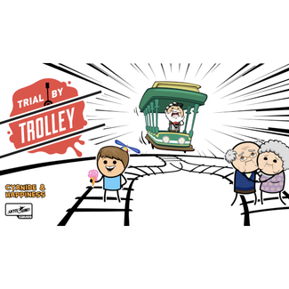 Skybound Games Trial By Trolley [English]