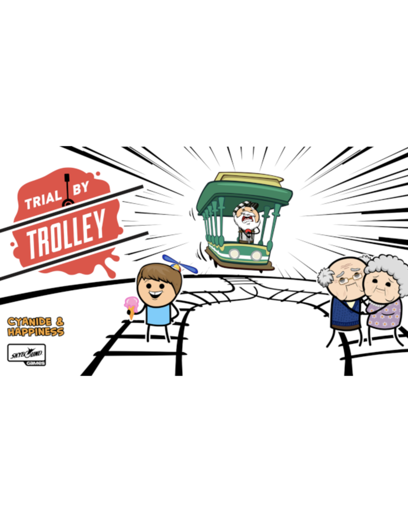 Skybound Games Trial By Trolley [anglais]