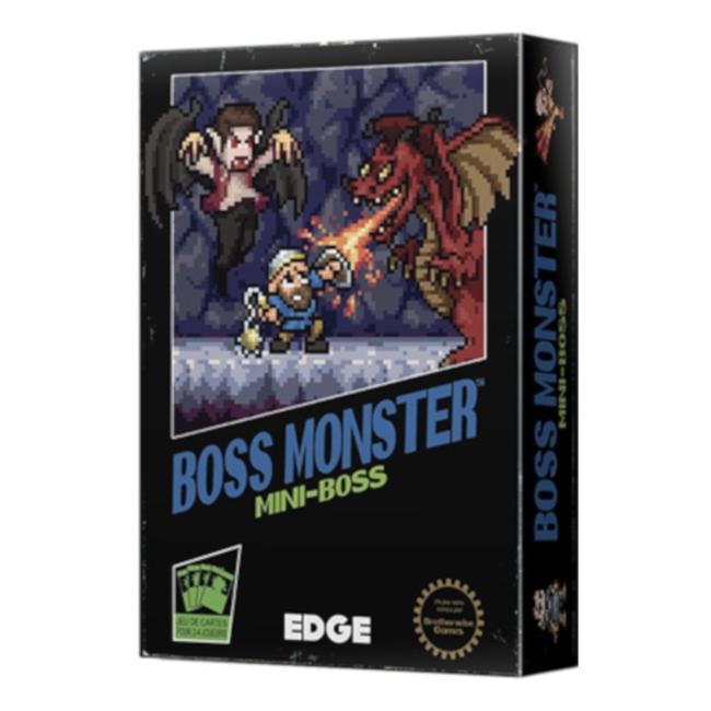 EDGE Boss Monster - Mini-Boss [French]