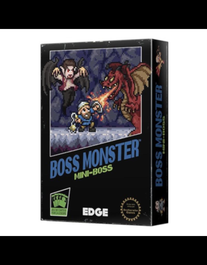 EDGE Boss Monster - Mini-Boss [français]