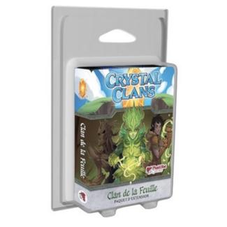 Plaid Hat Games Crystal Clans : Clan de la Feuille [French]