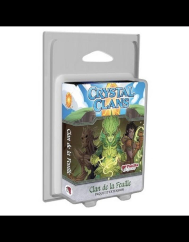 Plaid Hat Games Crystal Clans : Clan de la Feuille [français]