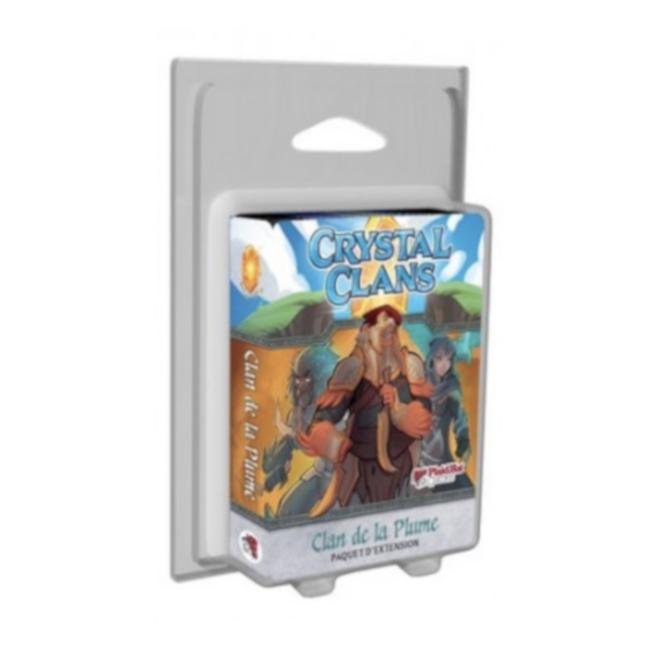 Plaid Hat Games Crystal Clans : Clan de la Plume [French]