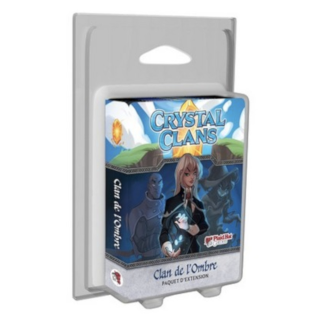 Plaid Hat Games Crystal Clans : Clan de l'Ombre [French]