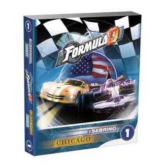 Asmodee Formula D : Circuits 1 - Sebring & Chicago [Multi]