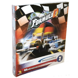 Asmodee Formula D : Circuits 2 - Hockenheim & Valencia [Multi]