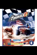 Asmodee Formula D : Circuits 6 - Austin & Nevada Ride [multilingue]
